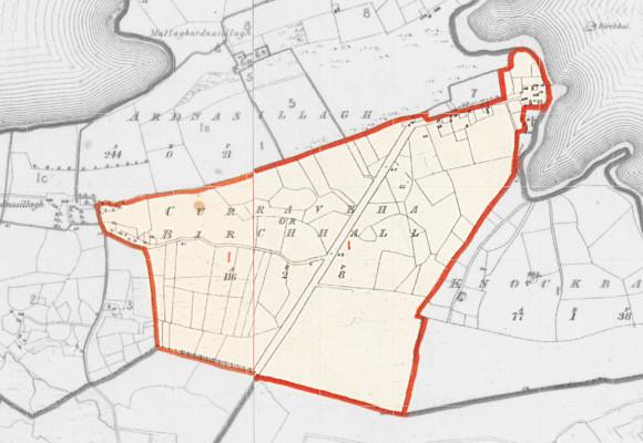 Birchall Townland
