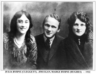 James Egan and Julia Cleggett - A Tribute 1995