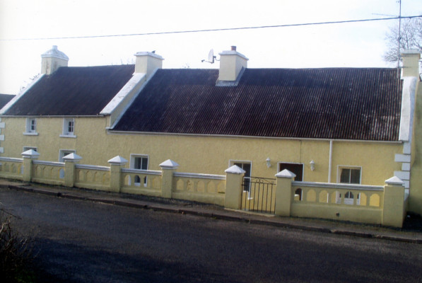 Walsh family home on Camp St., Oughterard