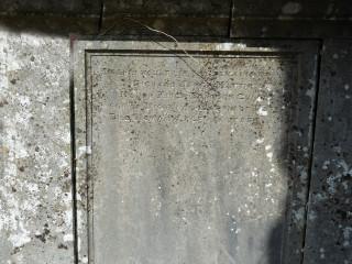 Martin Family vault, Killannin cemetery