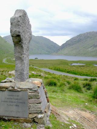 Connemara Famine memorial