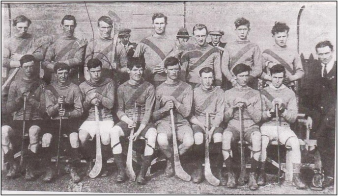 Galway Hurling Team 1920