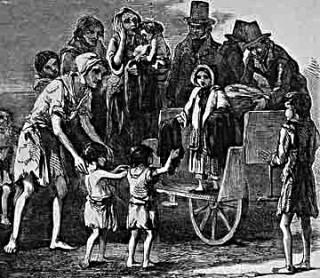 The Great Potato Famine 1845-1848