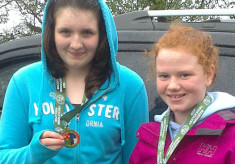 Historic Success for Oughterard Boxer Lizzie Lydon Murphy