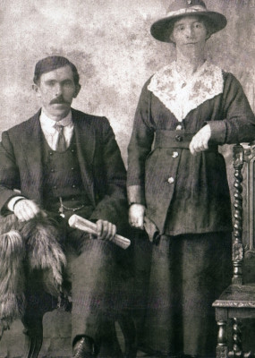 John & Mary Kate Walsh (née Naughton)