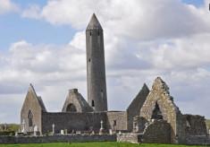 1. Kilmacduagh Tower