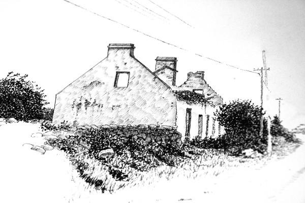 Land League House, Fahy