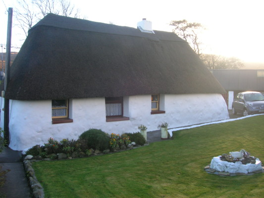 Connolloy's Cottage, Rusheeney