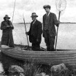 Fishing on The Corrib C.1931