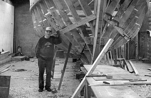 Tommy Mallon, Boat Builder