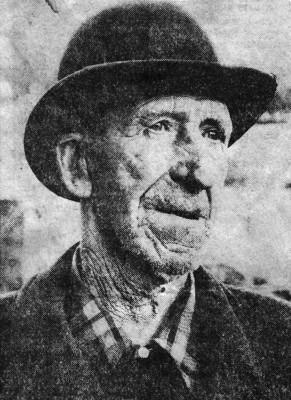 Mark Geoghegan, father of Jackie Geoghegan, Glengowla