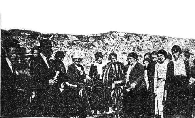 Mrs Mary Moloney of Gortacarnaun