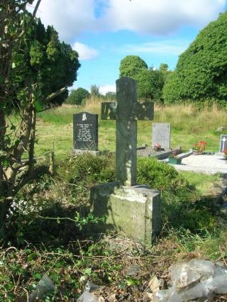 Ann Quinn's Headstone