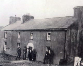 Mons Family Home at Glann C 1930