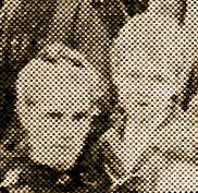 Mary with son Frank