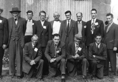 Oughterard Race Committee. 1953