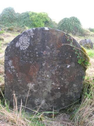 Headstone 1747