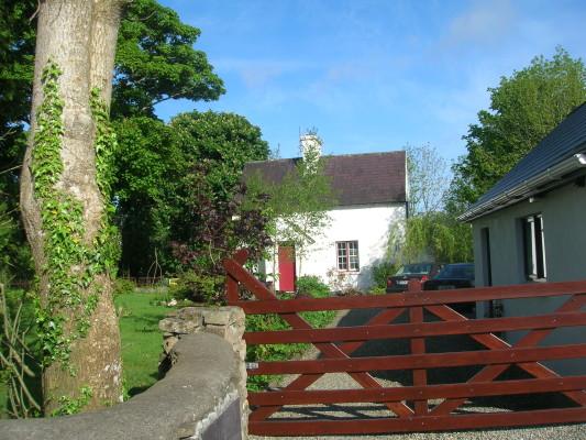 Teacher's Residence former home of the O'Dowd family