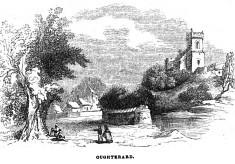 Oughterard  engraving C.1853