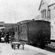 The First train to Oughterard