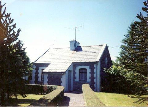 Railway Gatekeeper's Cottage