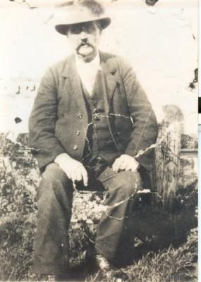 John Henry {Harry} Stewart. B. 1862. Dublin. D. 1934
