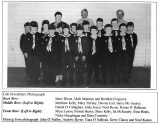 Oughterard Newsletter 1995