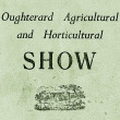 Newspaper report of The Oughterard Show 1960's