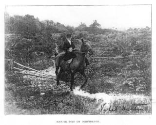 Violet Martin. 'Irish memories 1917'