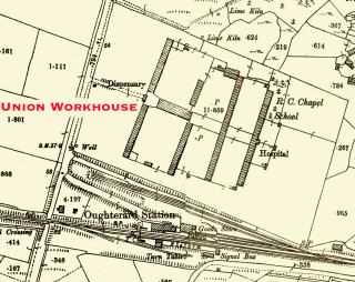 Oughterard Workhouse